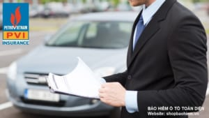 bảo hiểm ô tô toàn diện PVI
