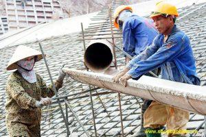 bảo hiểm tai nạn cho công nhân xây dựng