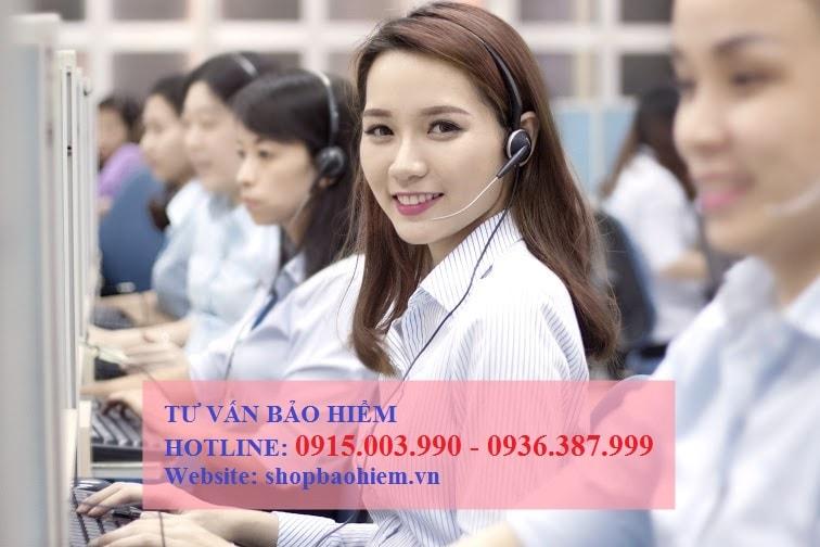 Hotline tư vấn của shopbaohiem.vn