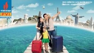 bảo hiểm du lịch nước ngoài pvi