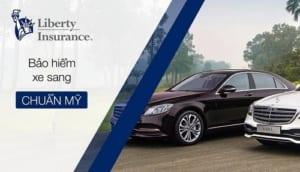 bảo hiểm ô tô liberty