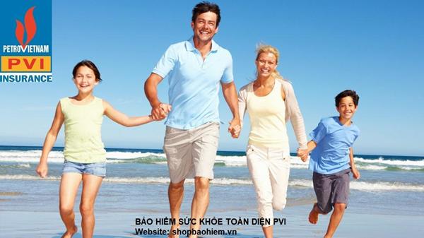 PVI - Thương hiệu bảo hiểm chăm sóc sức khỏe hàng đầu hiện nay