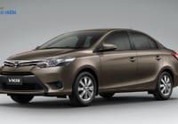 Bảo hiểm ô tô Toyota Vios
