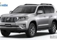 Bảo hiểm ô tô Land Cruiser Prado