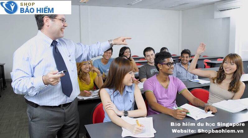 bảo hiểm du học singapore