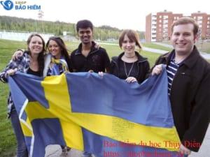 Bảo hiểm du học Thụy Điển