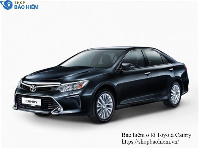 Bảo hiểm ô tô Toyota Camry