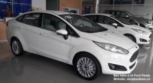 bảo hiểm ô tô Ford Fiesta