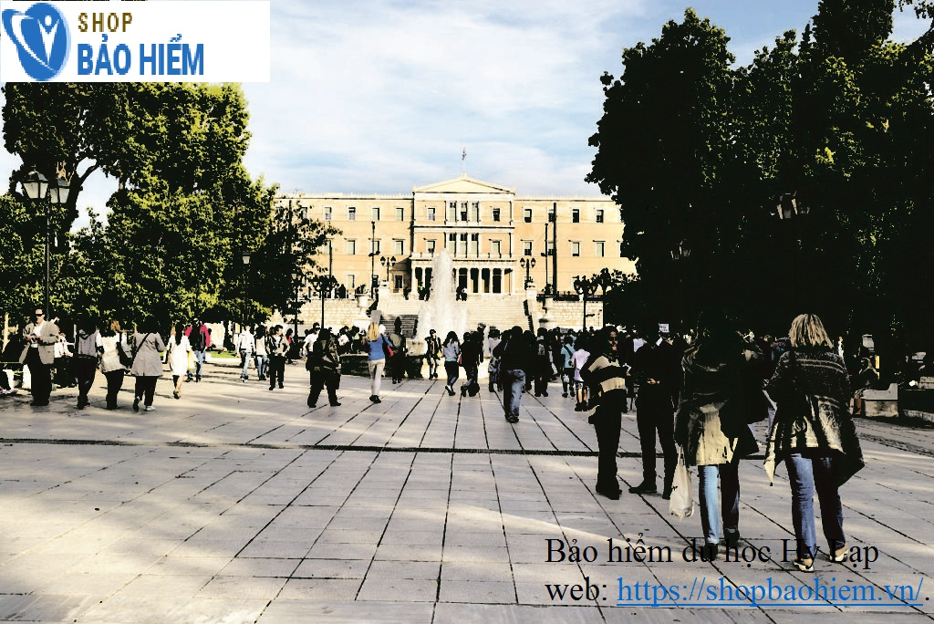 bảo hiểm du học Hy Lạp