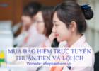 bán bảo hiểm bảo việt qua shopbaohiem.vn