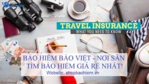 bảo hiểm du lịch giá rẻ nhất