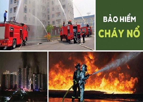 bảo hiểm cháy nổ tự nguyện
