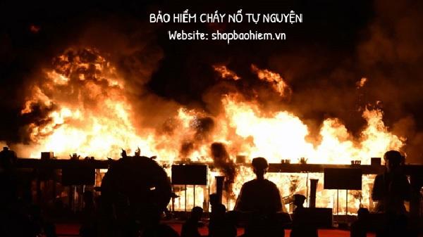 Shopbaohiem.vn - Chuyên tư vấn và bán bảo hiểm tự nguyện cháy nổ