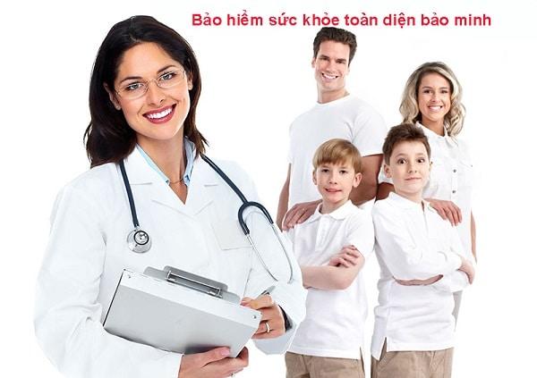 bảo hiểm sức khoẻ bảo minh