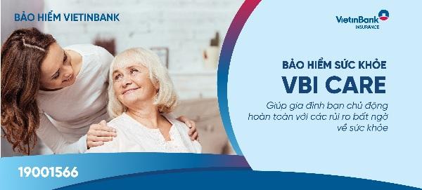 Gói bảo hiểm sức khỏe VBI