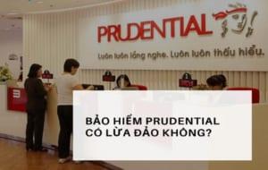 bảo hiểm nhân thọ prudential